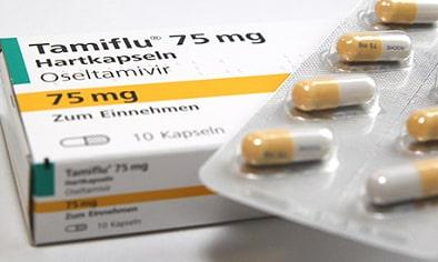 Những lưu ý khi dùng thuốc tamiflu điều trị cúm