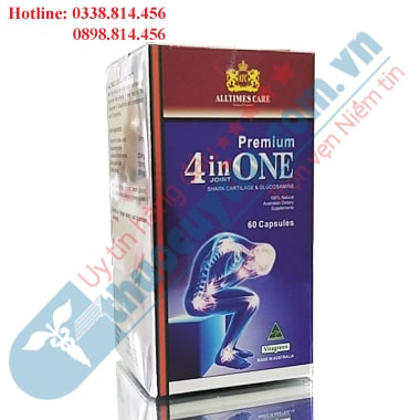 VIÊN UỐNG BỔ KHỚP ALLTIMES CARE PREMIUM 4 IN ONE JOINT
