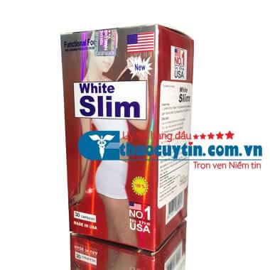 Thuốc White Slim USA