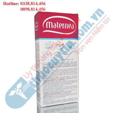 MATERNEA INTIMATE GEL - DUNG DỊCH VỆ SINH PHỤ NỮ NGĂN NGỪA NẤM NGỨA
